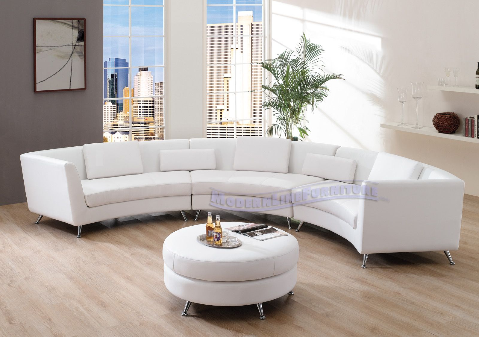 Cool Quick Ship Ready 8004 Curved Long Sectional Sofa Sofas Ibusinesslaw Wood Chair Design Ideas Ibusinesslaworg