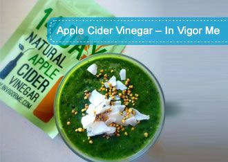 In Vigor Me - Apple Cider Vinegar