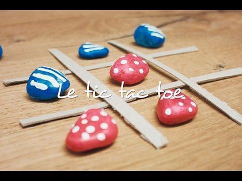 bricolage facile et amusant pour enfants le tic tac toe jeux jouet pinterest tic tac toe. Black Bedroom Furniture Sets. Home Design Ideas