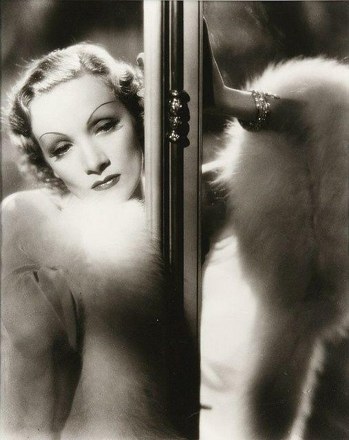 Marlene Dietrich ~ 1930's