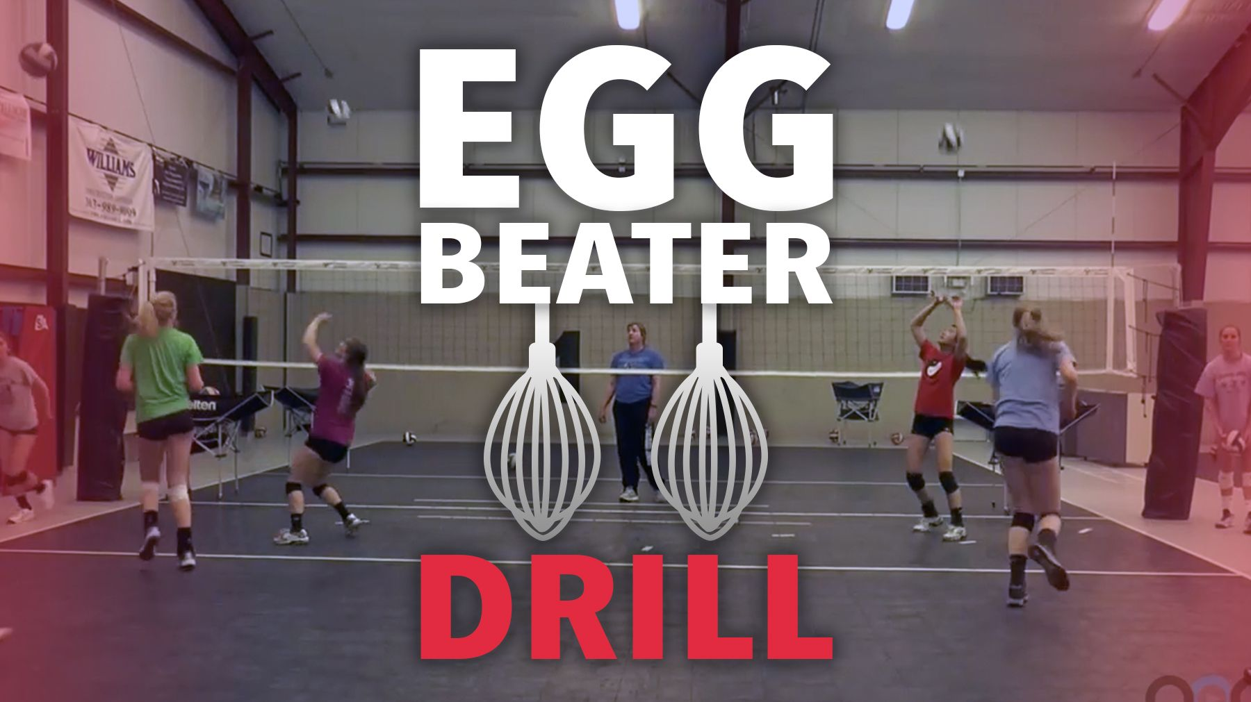 Egg Beater Drill Improves Passing And Conditioning Coaching Volleyball Volleyball Practice Volleyball Tryouts
