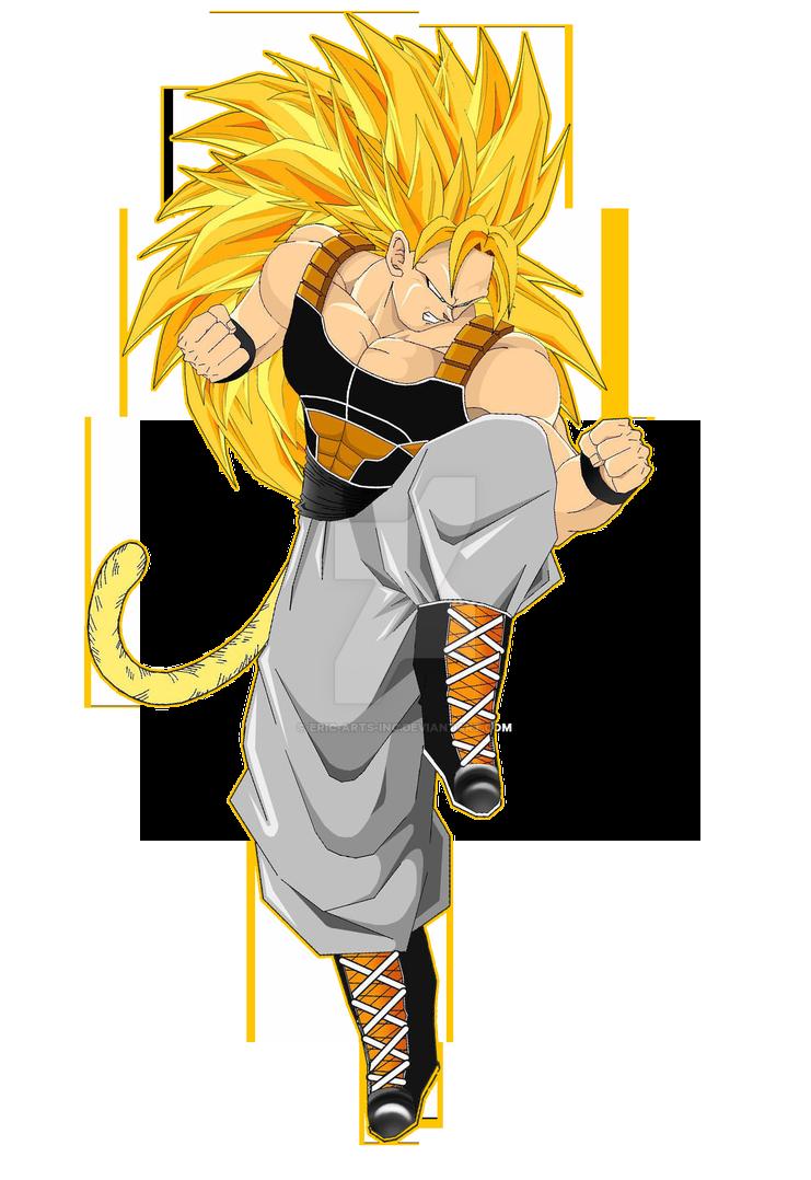 Arevir Ssj3 By Eric Arts Inc On Deviantart Dragon Ball Art Dragon Ball Artwork Anime Character Design