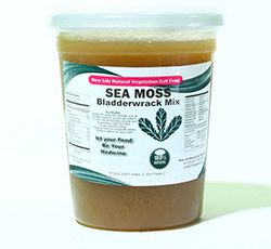 Sea Moss Bladderwrack Mix Healthy Eats Pinterest Vegan