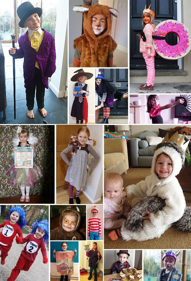 World Book Day costume ideas | Mumsnet  sc 1 st  Pinterest & World Book Day costume ideas | Mumsnet | Ideas: World Book Day ...
