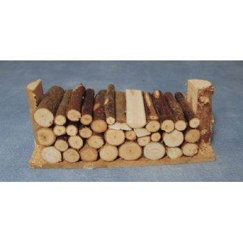 Log Pile - Garden - Save on Accessories - Dolls' House Special Offers! - Dolls House Emporium