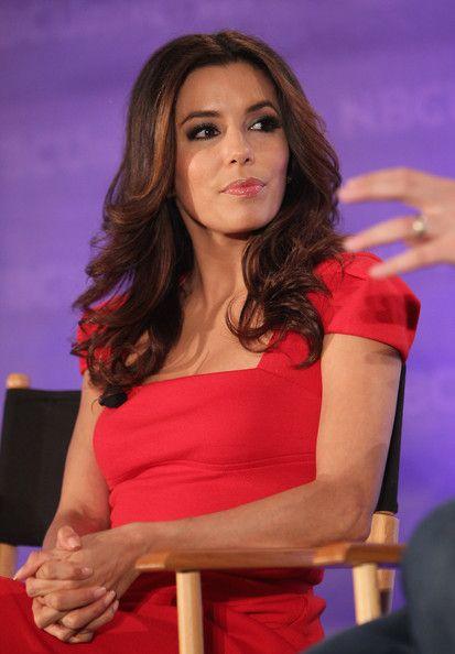 Eva Longoria Photos: NBCUniversal Summer Press Day - Inside