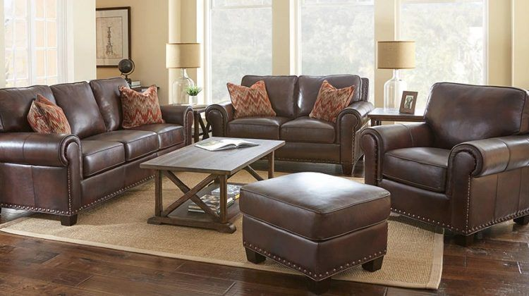 The Best Types Of Furniture To Get At Costco Living Room Leather Leather Living Room Set Leather Living Room Furniture