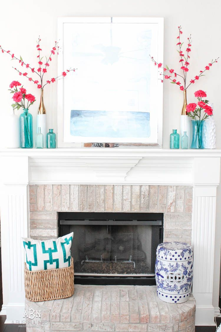Spring Living Room Refresh Ideas with Fresh Spring Colors | Living ...