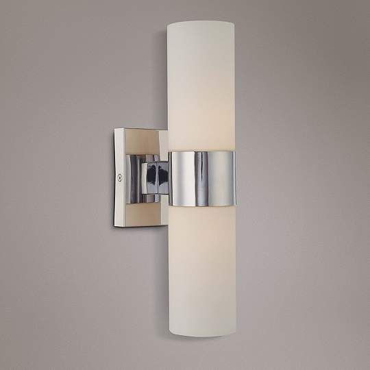 Contemporary Opal Glass Minka-Lavery Wall Sconce - #EUK3363 - Euro Style Lighting & Contemporary Opal Glass Minka-Lavery Wall Sconce - #EUK3363 - Euro ...