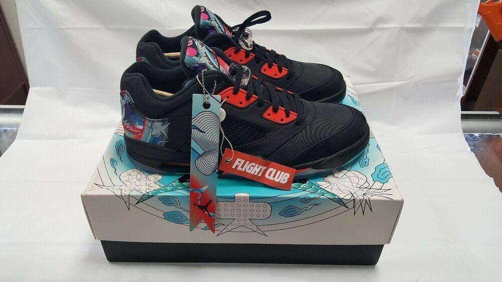 1c3fe905bd9f Nike Air Jordan 5 V Retro Low CNY Chinese New Year Size 14. 840475 ...