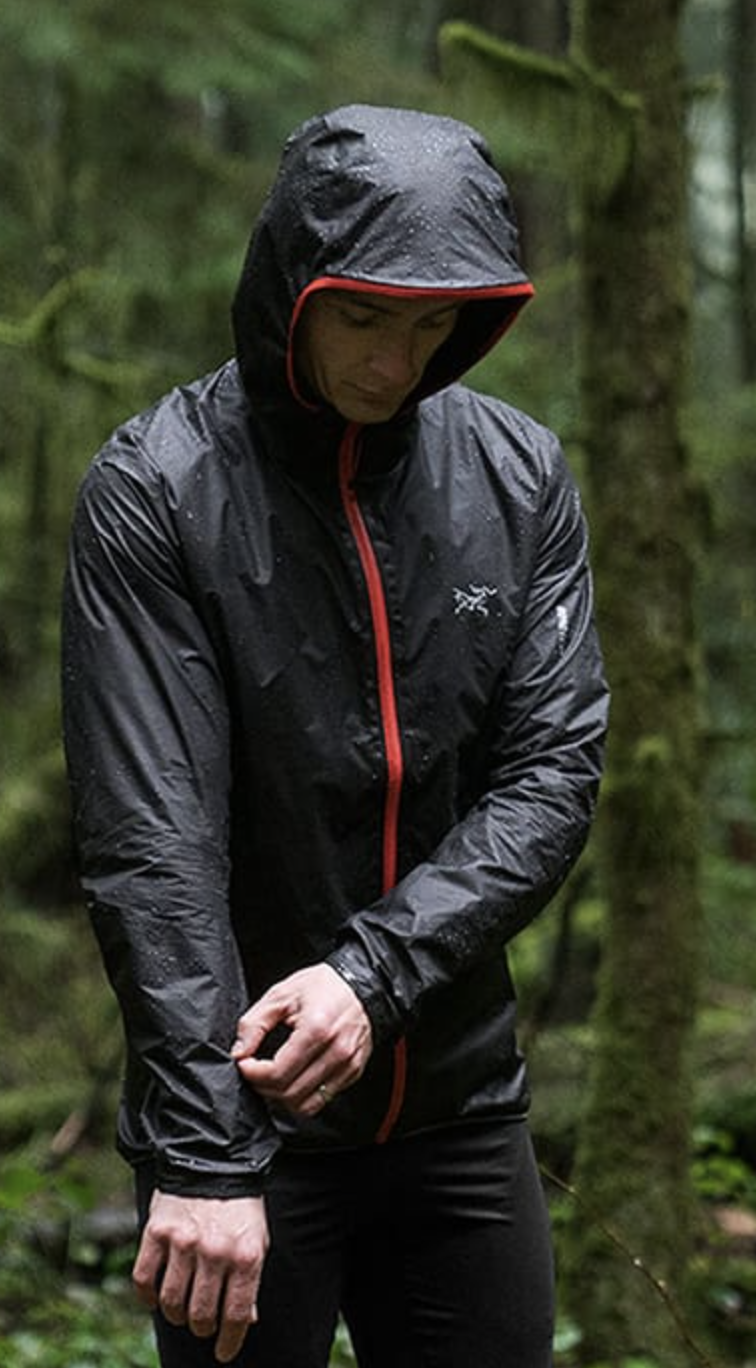 2b2e2c72283d2 NORVAN SL HOODY MEN'S The lightest, most breathable Arc'teryx GORE-TEX  trail running jacket.