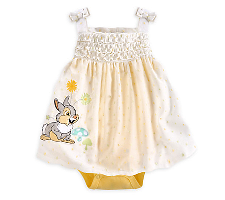 48872631d89f New Thumper Layette Collection Now at Disney Store