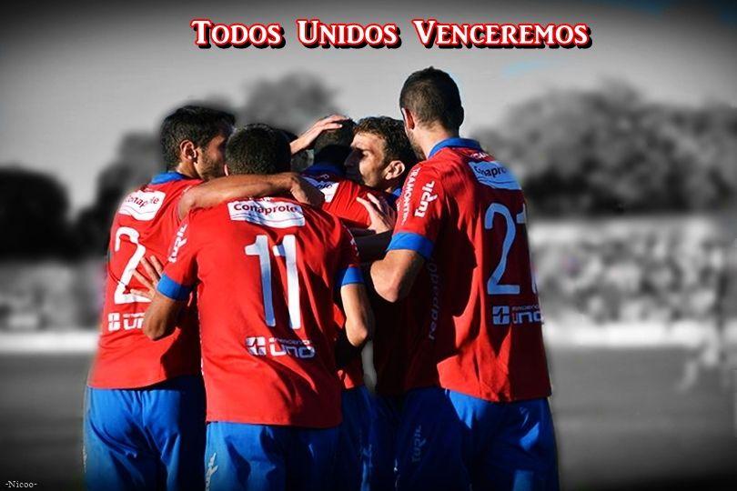 Todos Unidos Venceremos, Club Nacional de Football.