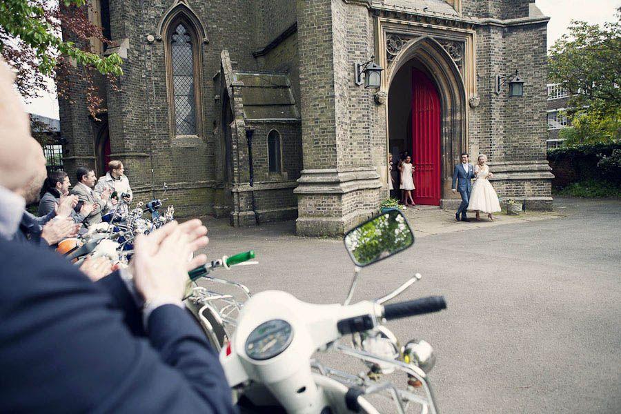 Casamento em Londres: Maddy & Victor