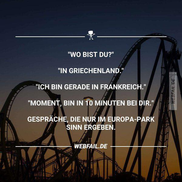Europapark Lustige Spruche Bilder Witzige Spruche Lustige Spruche