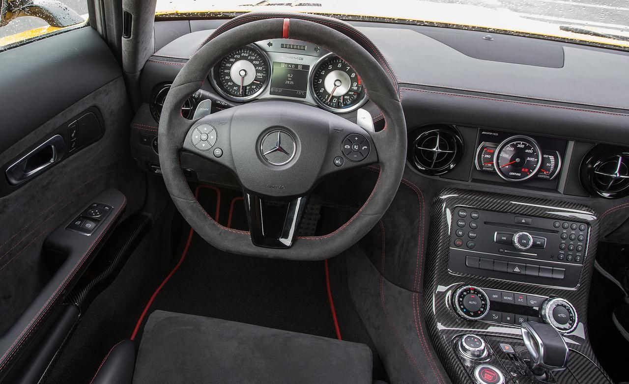 mercedes sls amg black series interior - Google Search | Mercedes ...