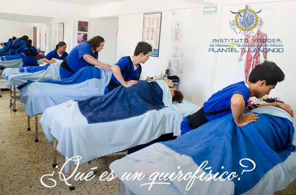 Un quirofísico es ÚNICO en el trato a sus pacientes, pues es el paciente el que elige tratarse con quien le de mayor confianza al momento de la consulta