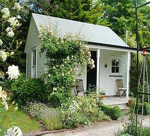 tiny romantic cottage house plan free home plans small cottages plans - Small Cottage House Plans