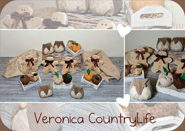 le creazioni di Veronica