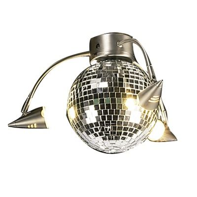 ball ceiling fan. craftmade three light disco ball ceiling fan kit. puh-leeze. it would