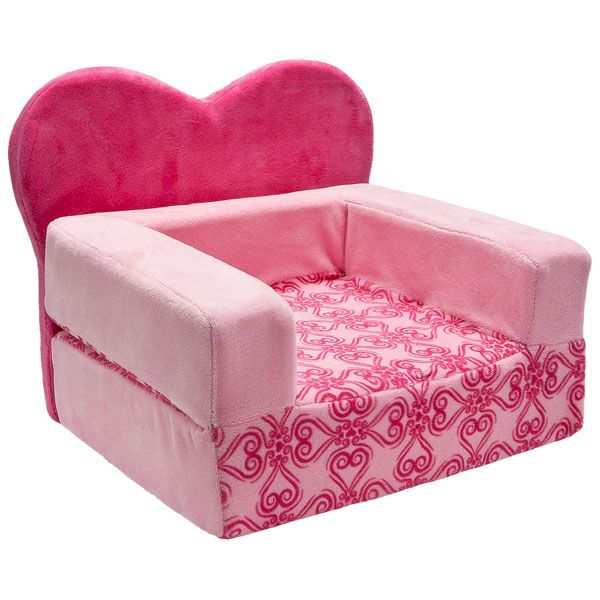 New Toy Rainbow Chair Bed Pink Or Bear Chair Bed Blue. Build A Bear Workshop