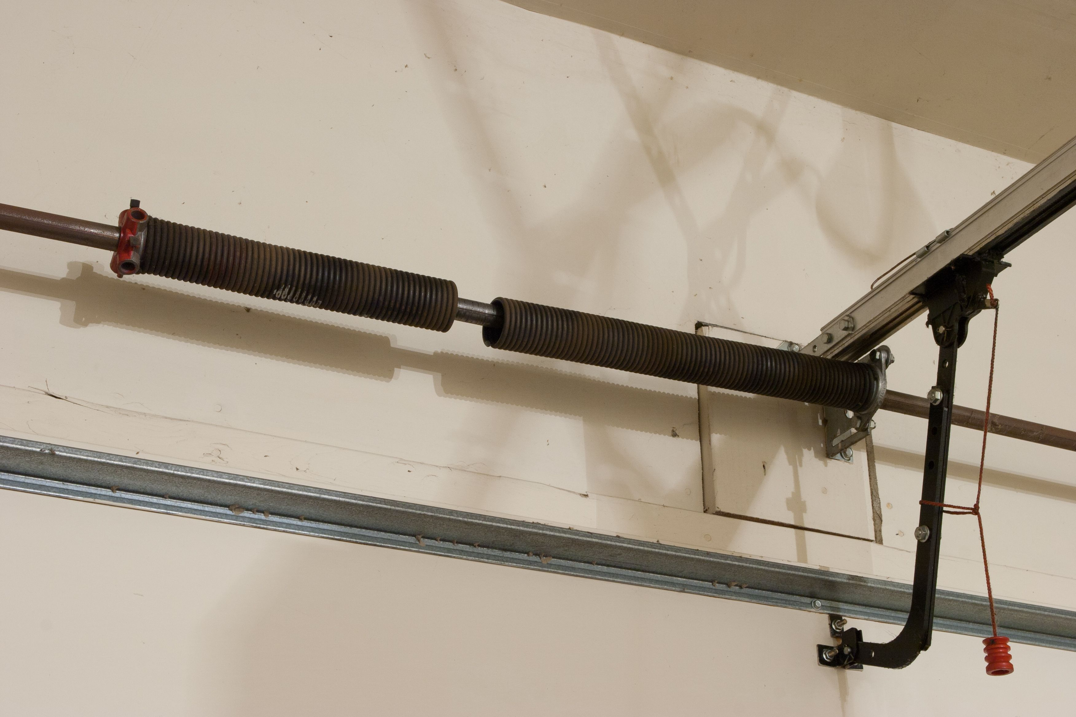 Repair Apartments Garage Door Springs Repair Kit In 2020 Garage Door Torsion Spring Broken Garage Door Spring Garage Door Springs