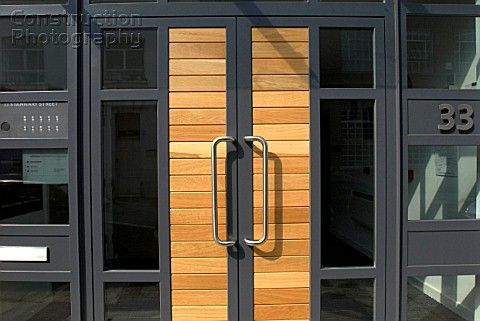 office front doors. Entrance Door To Modern Office UK Front Doors M