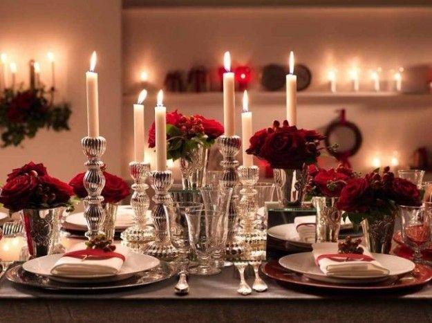 Decorazioni Sala Capodanno : Come apparecchiare la tavola per capodanno idee originali foto