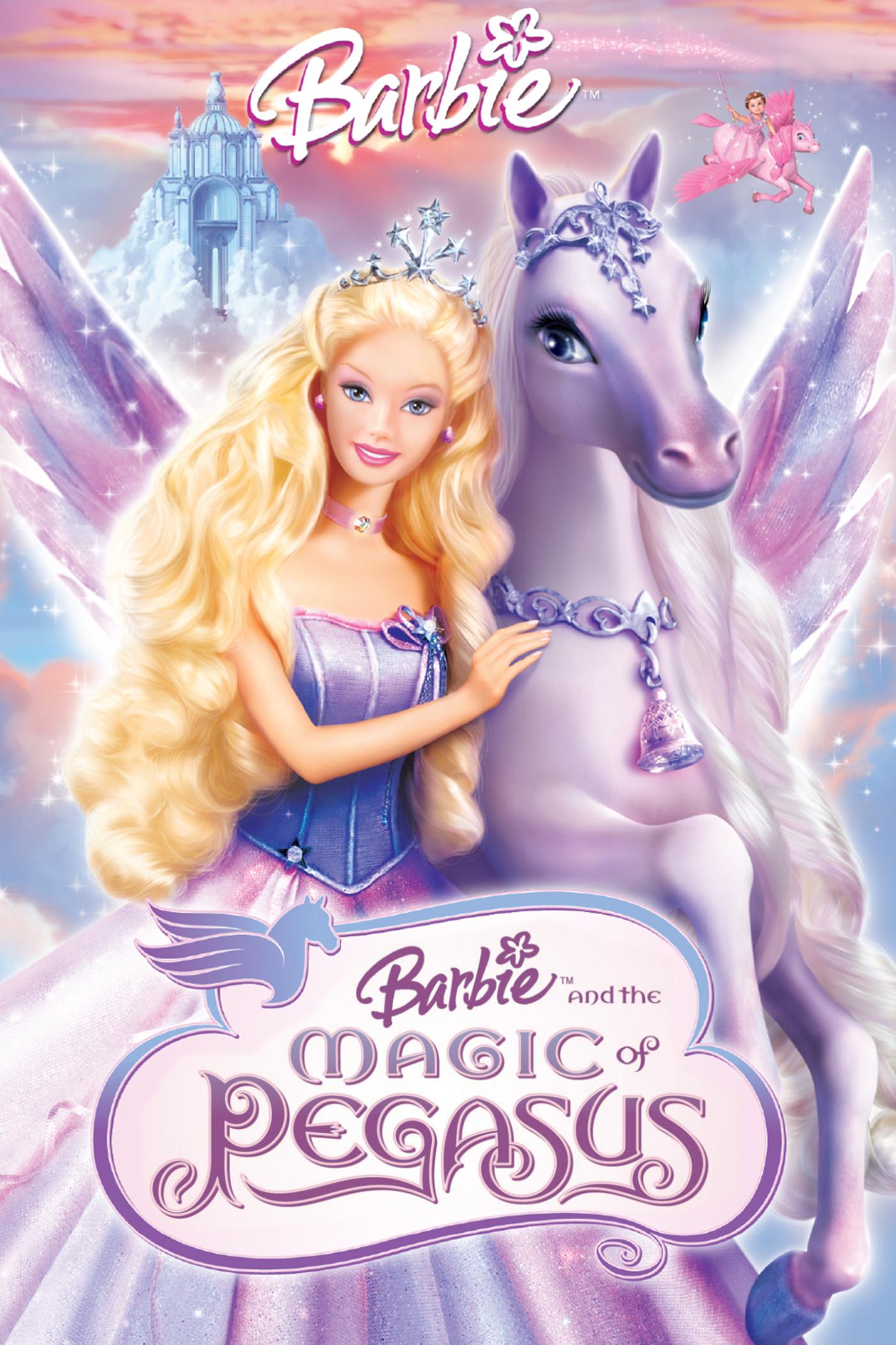 Barbie And The Magic Of Pegasus | Barbie | Pinterest