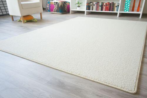 Details zu Designer Teppich Modern Berber Sydney Grau Creme Weiß 100 ...