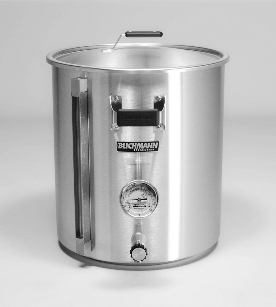 10 Gallon Blichmann G2 Boilermaker Kettle Beer Brewing Brewing Equipment Home Brewing