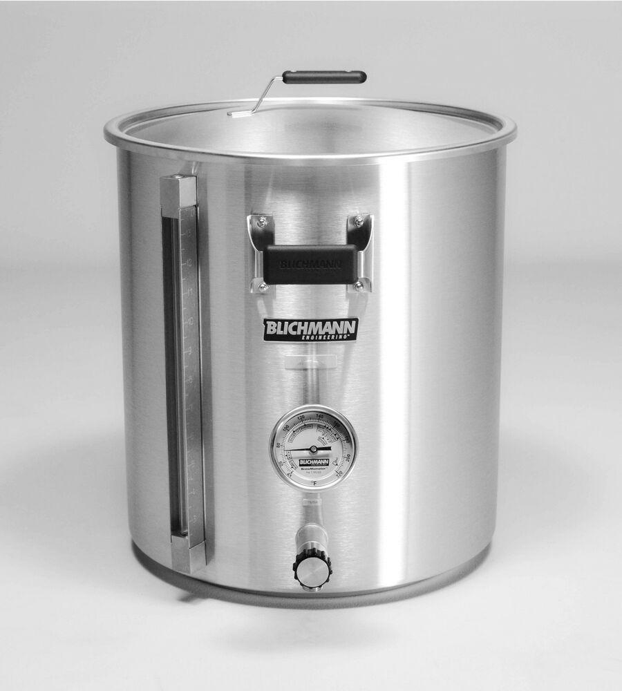 10 Gallon Blichmann G2 Boilermaker Kettle Beer Brewing Brewing Equipment Home Brewing