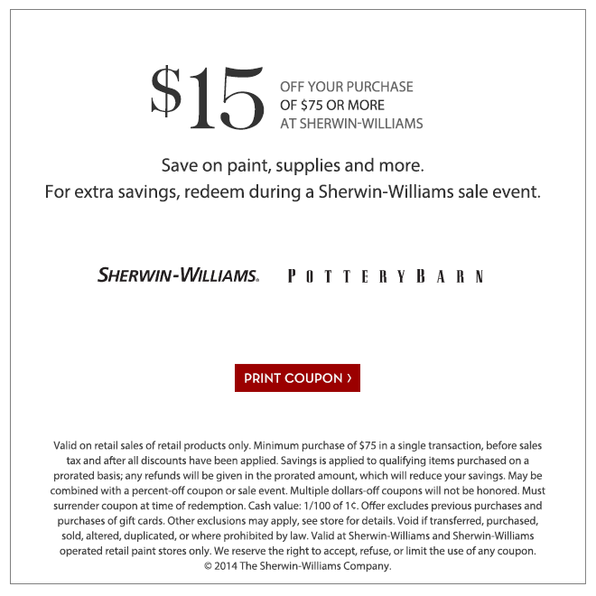 Past Pottery Barn Coupon Codes