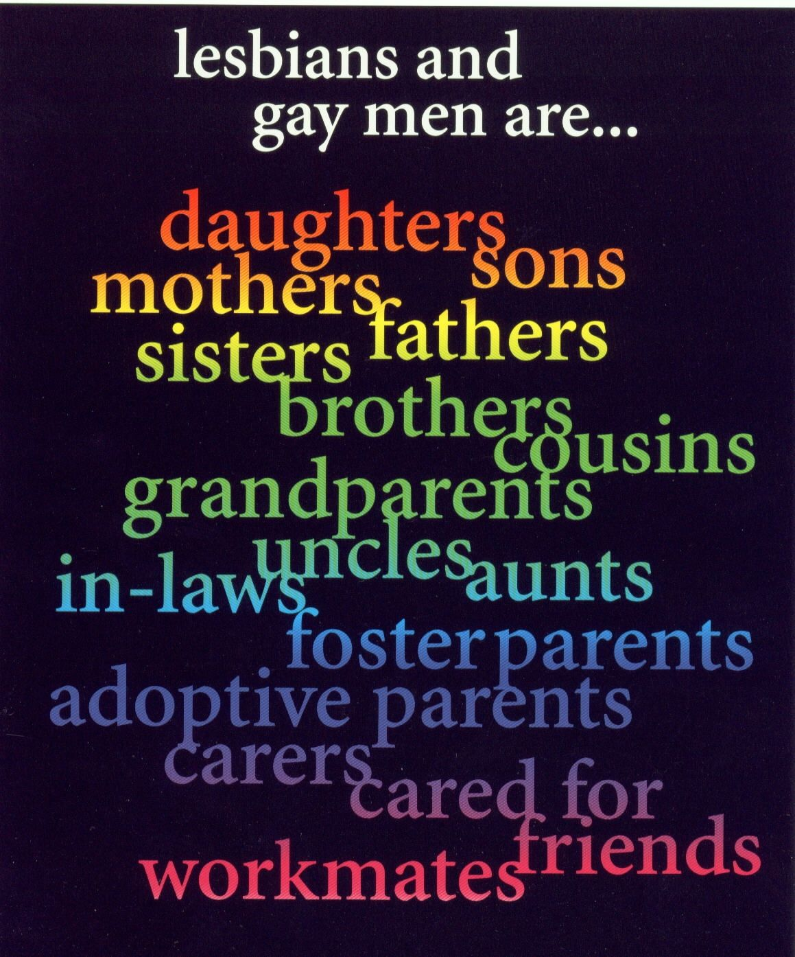 Lgbt Quotes Are Someone You Know Lgbtqia  Pinterest  Pride Gay And Equality