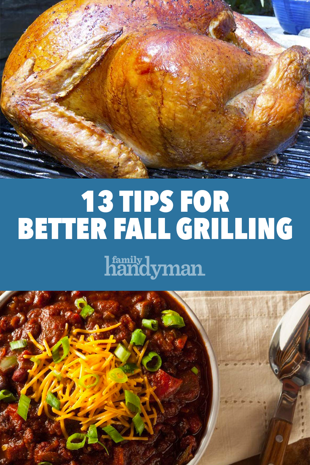 13 Tips for Better Fall Grilling Fall grilling, Grilling