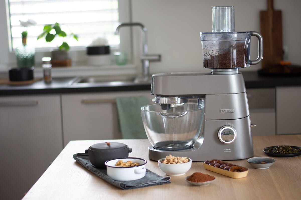 Kenwood Küchenmaschine Rezepte 2021
