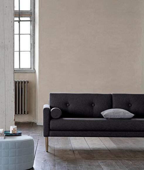 Farbe Grau, Grün, Braun - Wohnen und einrichten mit Naturfarben - wohnzimmer farbe grau braun