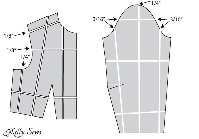 How to Grade Sewing Patterns Part 2 | Sewing Tutorials | Pinterest ...