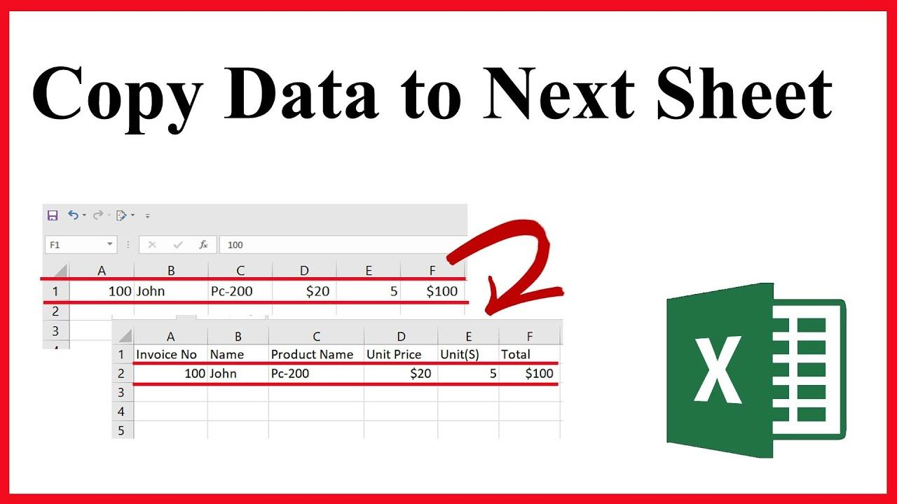 How To Copy Data To Next Empty Row Of Another Worksheet In Excel Excel Tutorials Excel Formula Excel Excel vba get active worksheet name