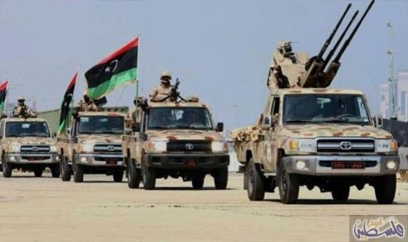 الجيش الليبي يطارد Tanks Military Libyan Army