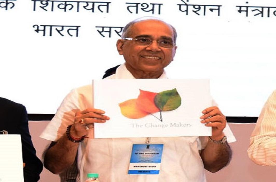 NripendraMishra, Dr PKMishra appointed