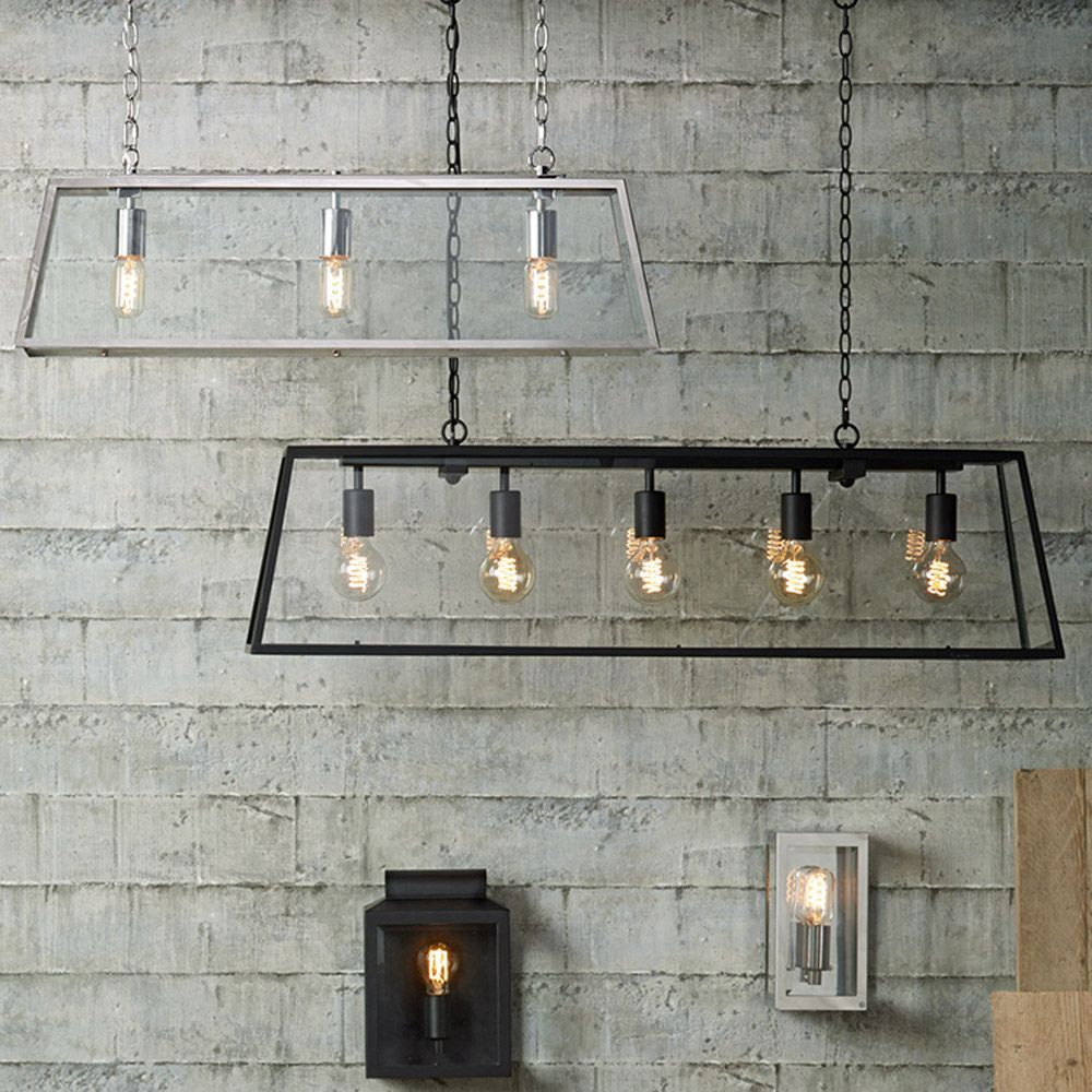 pendant lighting kitchen 5. dar aca0522 academy 5 light pendant in black lighting kitchen