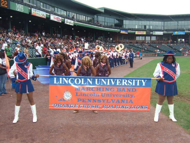 2013 Honda Battle Of The Bands Lincoln University Pa The Orange Crush Roaring Lions Marching Band Lincoln University University Lincoln