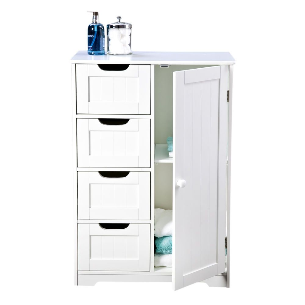 Sennen Freestanding Bathroom Cabinet