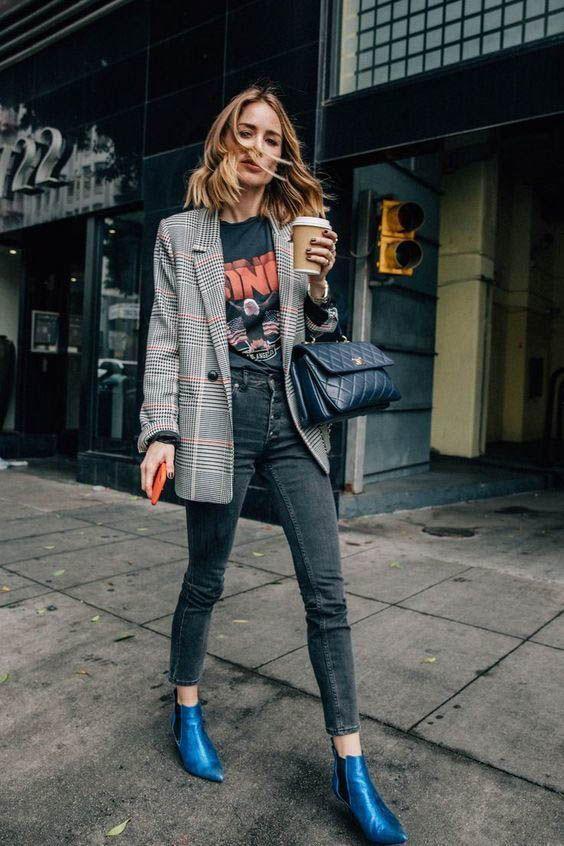 Photo of Über 40 herbstliche Streetstyle-Outfits, die begeistern – cooler Style