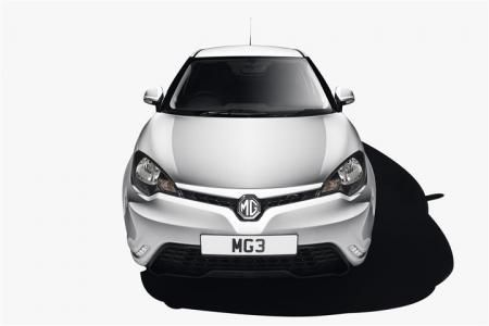 New MG 3 Coming To South Africa...