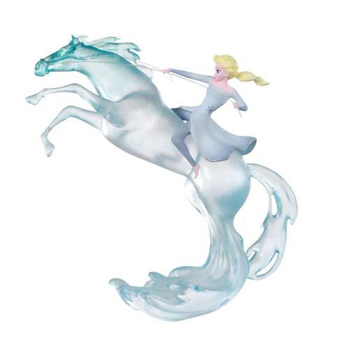 2019 Elsa And Nokk Frozen Ii Disney Hallmark Disney Ornaments Disney Ornaments Christmas Ornaments