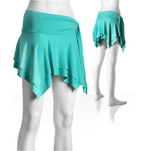 Handkerchief style dress pattern