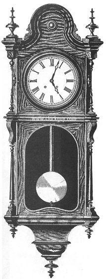 grandfather clock drawing - Google Search | Fait au Hasard