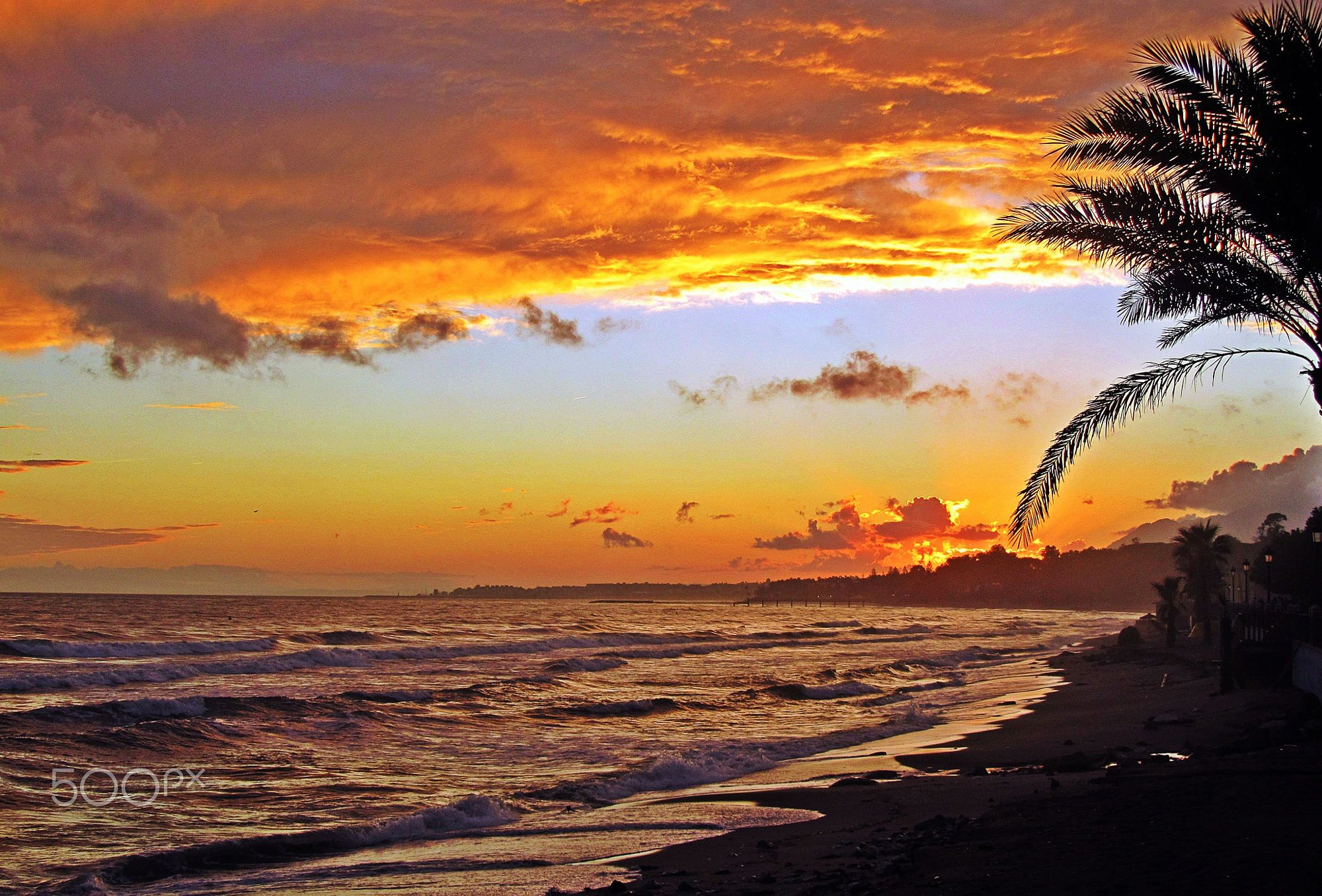 Puesta de sol  Landscapes photo by antonioc55 http://rarme.com/?F9gZi